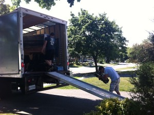 ctv news profiles local movers 300x224 TWO MEN AND A TRUCK in the News on the Busiest Moving Day of the Year
