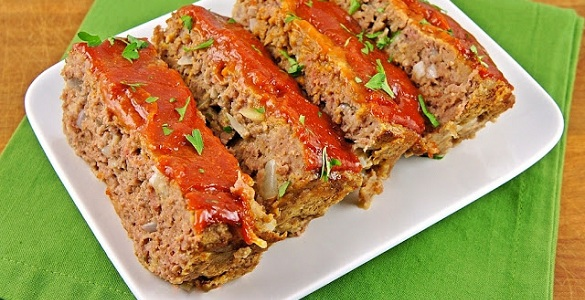 Two Men and a Truck Grandma's Home Cooked Meatloaf