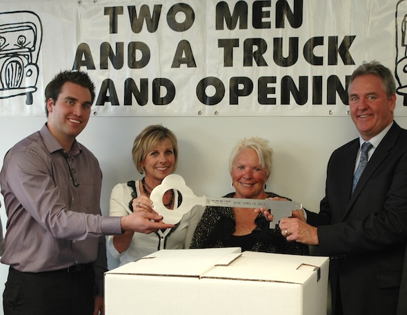 kitchener movers grand opening |A Very Moving Blog - The TWO MEN AND ...