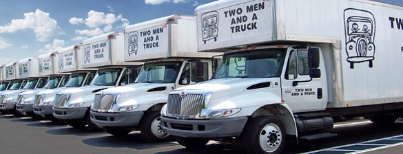 Two Men And A Truck Movers