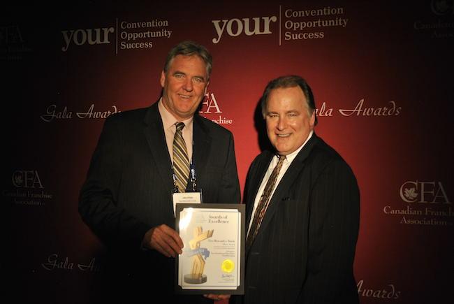 2014 CFA Award of Excellence