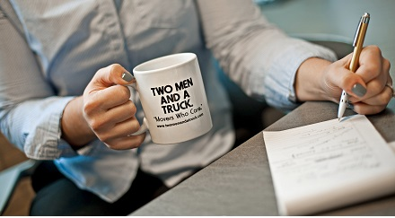 two men and a truck canada franchising