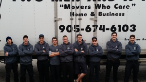 "High Five Friday: The Oshawa ""Movember"" Team"