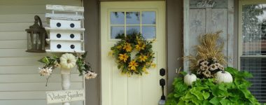 Create Curb Appeal With Front Porch Decor