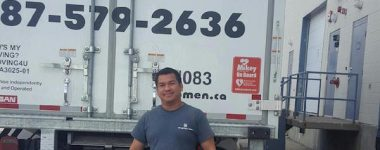 High Five Friday: Dennis from Calgary North
