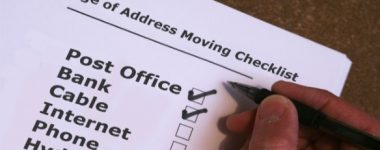 Don't Forget To Change Your Address Before Moving Day!