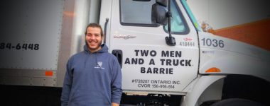 High Five Friday: Matteo from Barrie