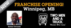 Celebrating A New Franchise and Our Expansion Into Manitoba