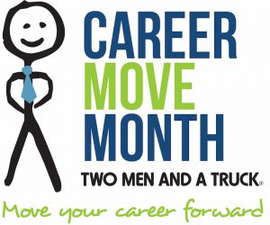 TWO MEN AND A TRUCK® launches Career Move Month