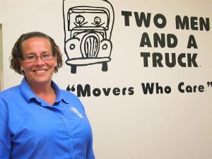 High Five Friday, Moving People Forward Edition: Kari Campbell
