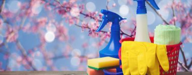Spring is here! Make your move easier by doing some spring cleaning