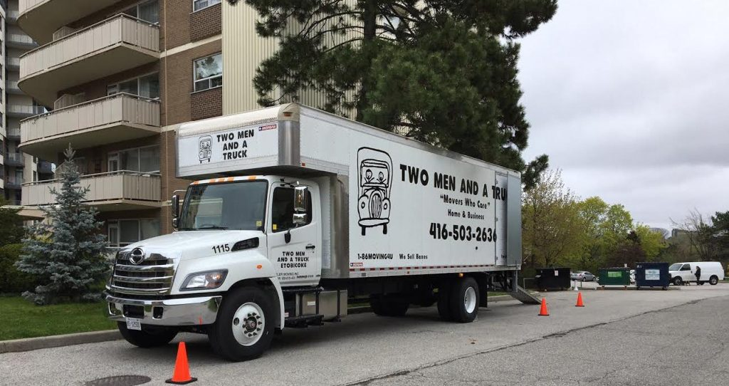 TWO MEN AND A TRUCK® Etobicoke Movers