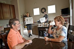 Moving your parent to a home care facility