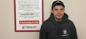 High Five Friday: Dylan C.R. Sabiston From Winnipeg