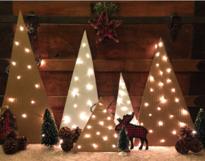 Three DIY Holiday Decorations To Brighten Up Your Home