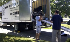 TWO MEN AND A TRUCK on CTV News on Moving Day