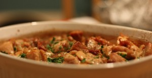 Moving Day One Pot Recipes – Hearty Chicken Casserole