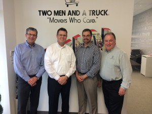 NEWS RELEASE: TWO MEN AND A TRUCK CELEBRATES 30TH ANNIVERSARY