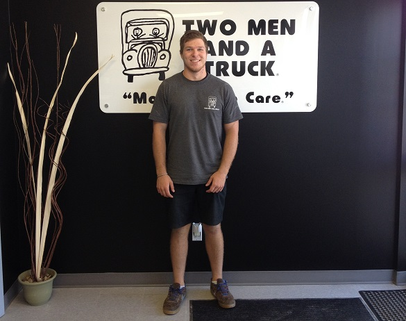 david kitchener movers |A Very Moving Blog - The TWO MEN AND A TRUCK ...