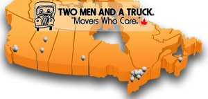 High Five Friday: Our TWO MEN AND A TRUCK® Canada Franchisees