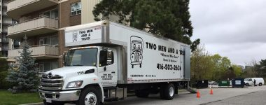 TWO MEN AND A TRUCK® Etobicoke is on the move again