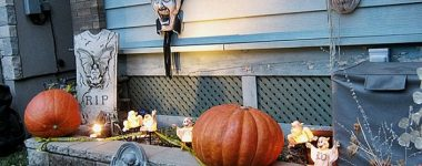 How to properly store your Halloween Decorations