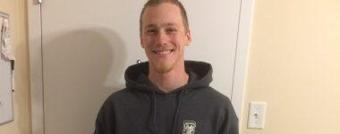 High Five Friday: Gordon Brewer from Halifax, Nova Scotia