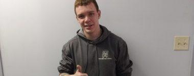 High Five Friday: Adam Beaudin from Hamilton, Ontario