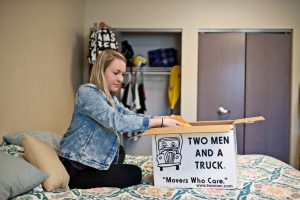 Tips For Moving at The End of the Semester