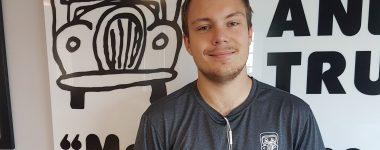 High Five Friday: Zackary Zitmanis from Niagara and St.Catharines, Ontario!