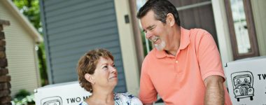 """TWO MEN AND A TRUCK® celebrates """"National Grandparents Day"""" every day with THE GRANDMA RULE®"""